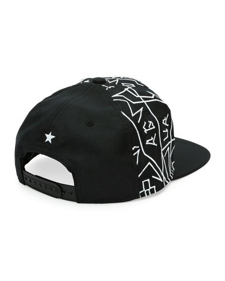 Starter Saloman Cap, Black