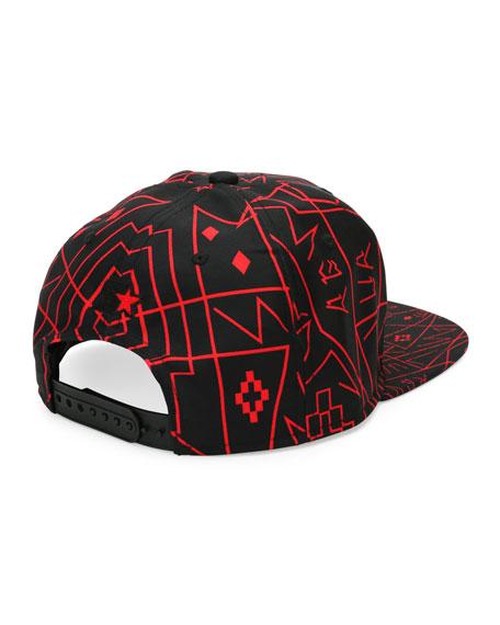 Starter Saloman Cap, Red