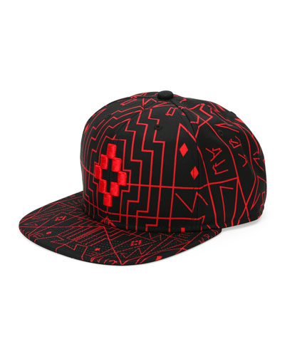 Starter Saloman Cap, Red