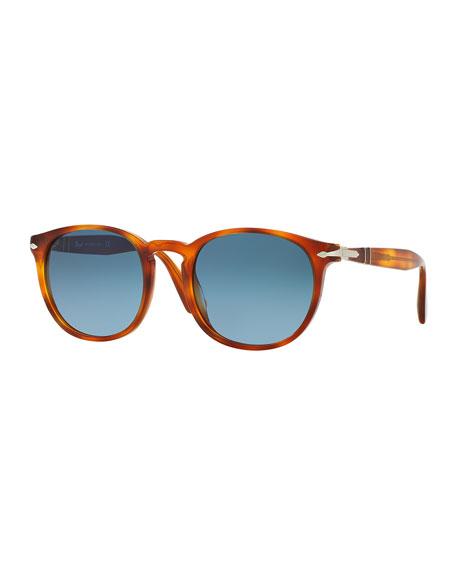 Galleria '900 PO3157S Phantos Sunglasses, Terra di Siena
