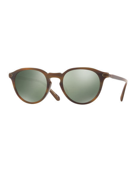 Oliver Peoples pour Berluti Rue Marbeuf 52 Round