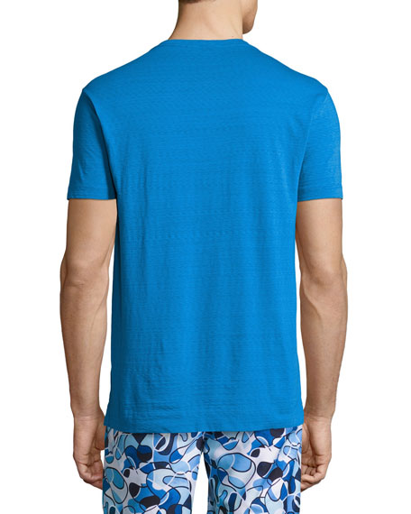 Sammy II Short-Sleeve T-Shirt, Blue