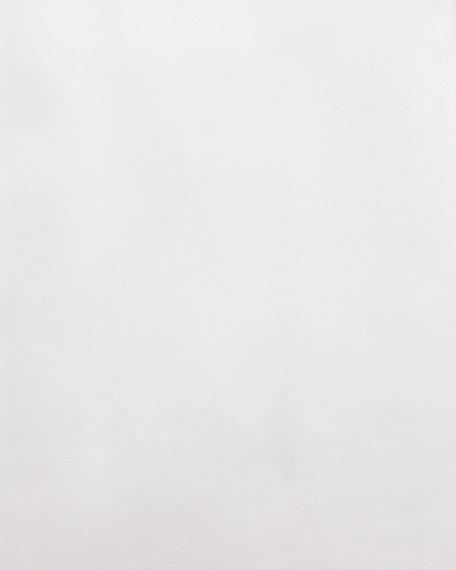 Trofeo® Solid French-Cuff Dress Shirt, White
