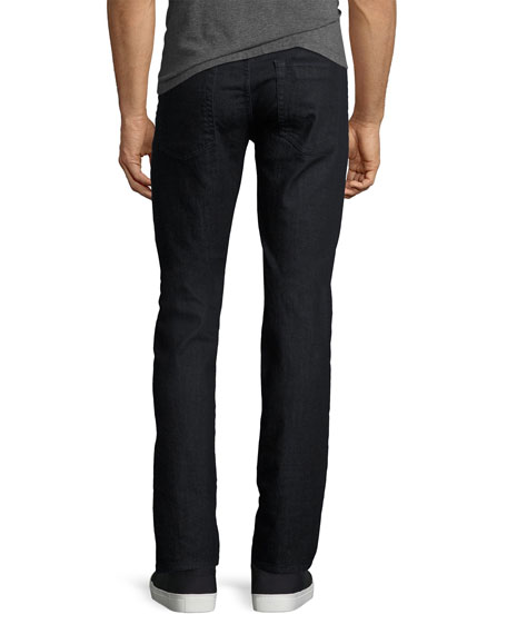 Luxe Performance Slimmy Slim Jeans, Deep Well (Dark Blue)