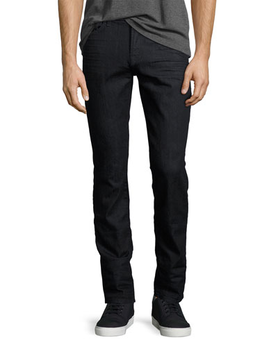 Luxe Performance Slimmy Slim Jeans, Deep Well (Dark Blue)