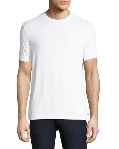 Short-Sleeve Crewneck T-Shirt