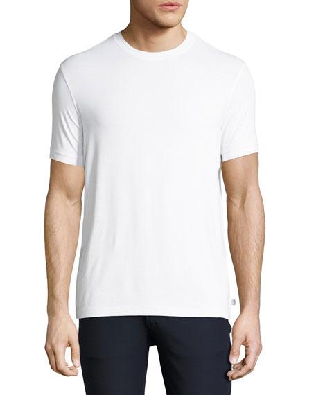 Armani Collezioni Short-Sleeve Crewneck T-Shirt