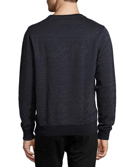 Scritto Crewneck Sweatshirt