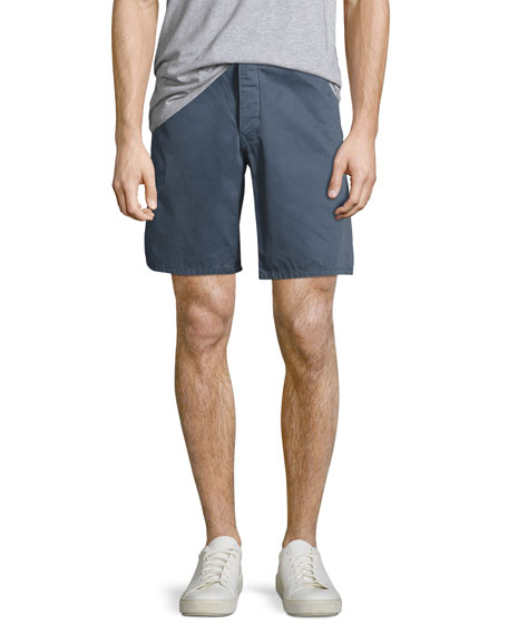 Standard Issue Chino Shorts, Storm Blue
