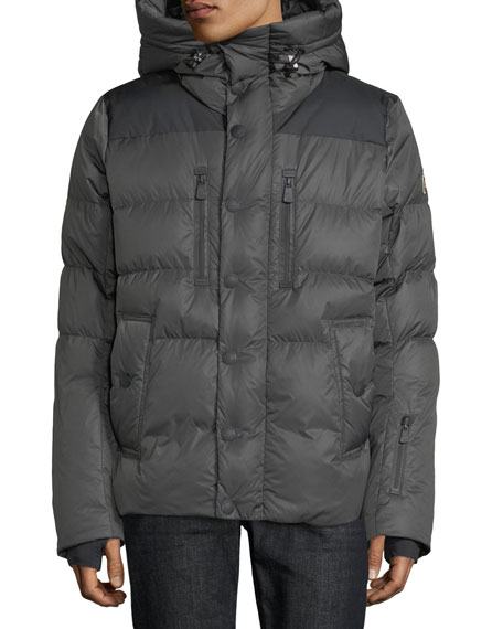 Rodenberg Hooded Puffer Coat