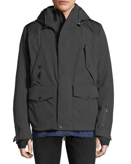 Men's Horn Tech Parka Jacket
