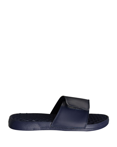 NBA Cleveland Cavaliers Primary Slide Sandal, Navy