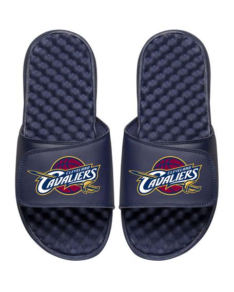 Men's NBA Cleveland Cavaliers Primary Slide Sandals, Navy