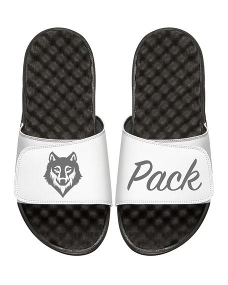 Islide Men S Wolf Pack Slide Sandals 69d4061eef
