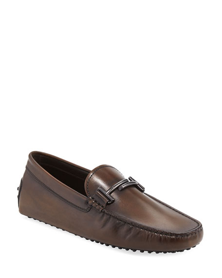 Tod's Double T Slip-On Loafers kY6Fzq9K