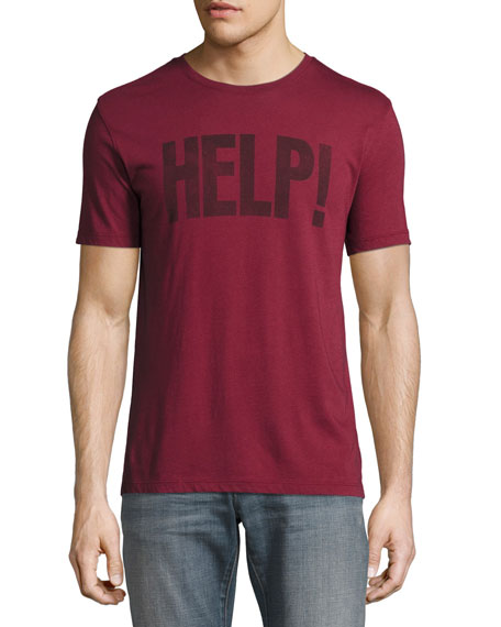 beatles help t shirt