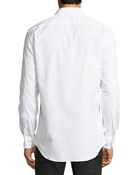 Military Arrow Cotton Shirt
