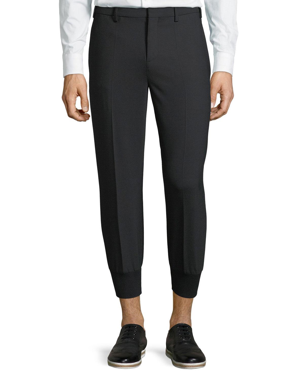 ac72e10b17c Neil Barrett Trouser Jogger Pants