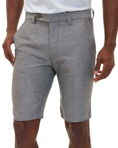 Prundale Dress Shorts, Gray