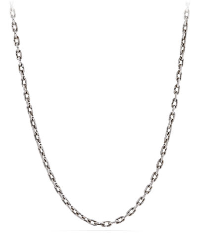 Men's 6mm Shipwreck Chain Necklace