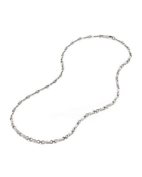 Men's Shipwreck Cable Chain Necklace, 26""
