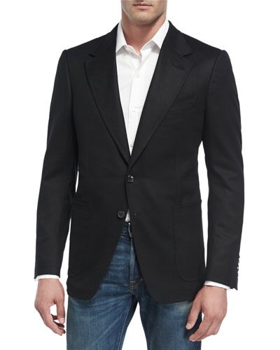 Shelton Base Cashmere Cardigan Jacket