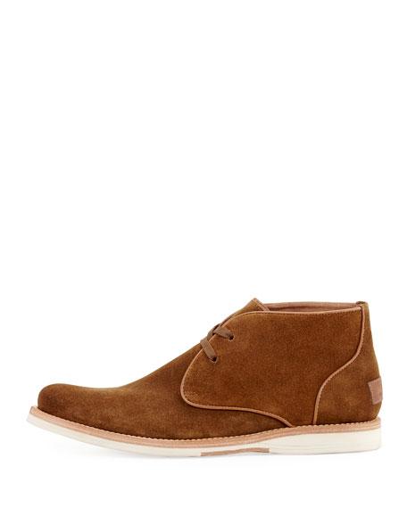 Brooklyn Suede Chukka Boot, Brown
