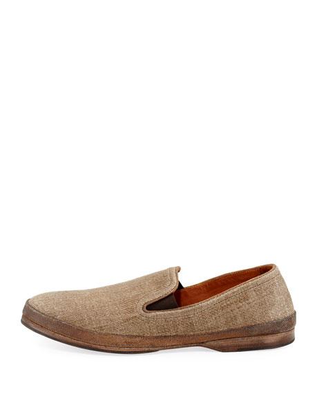 Mykonos Slip-On Shoe, Beige