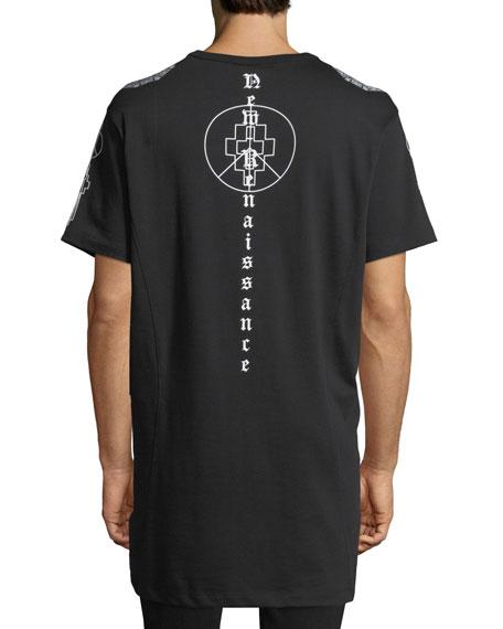 Renaissance Cross Long T-Shirt