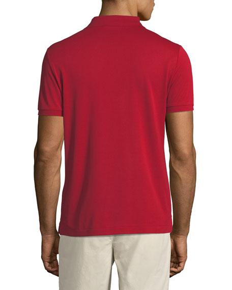 Talsworth Cotton Pique Polo Shirt