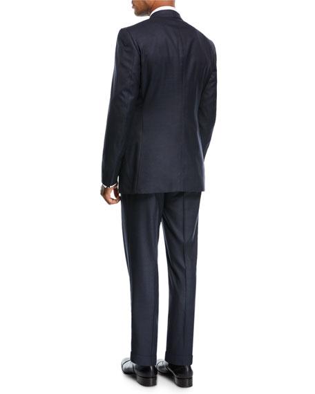 O'Connor Herringbone Wool Suit