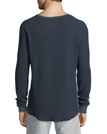 Two-Tone Thermal Shirt