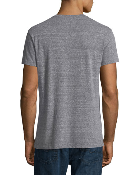 Cascade Mountain Slub Crewneck T-Shirt