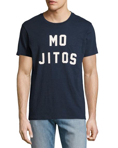 Mojitos Pocket T-Shirt, Indigo