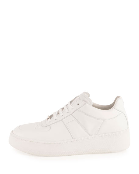 Men's MM1 Low-Top Sneakers, White