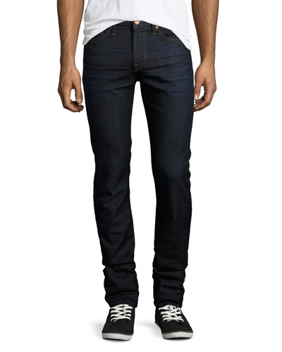 Paxtyn AirWeft Denim Skinny Jeans, Perrenial (Dark Blue)