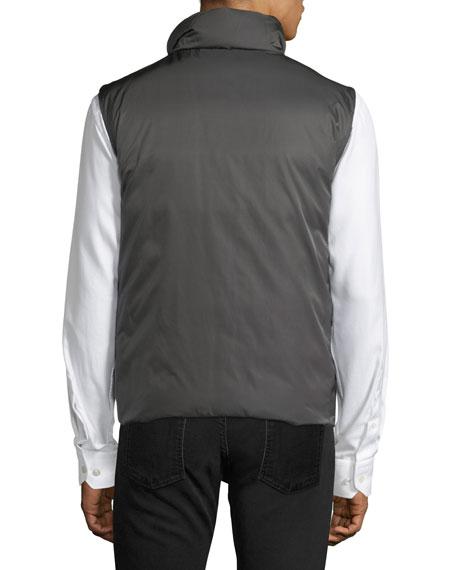 Monster-Face Reversible Vest