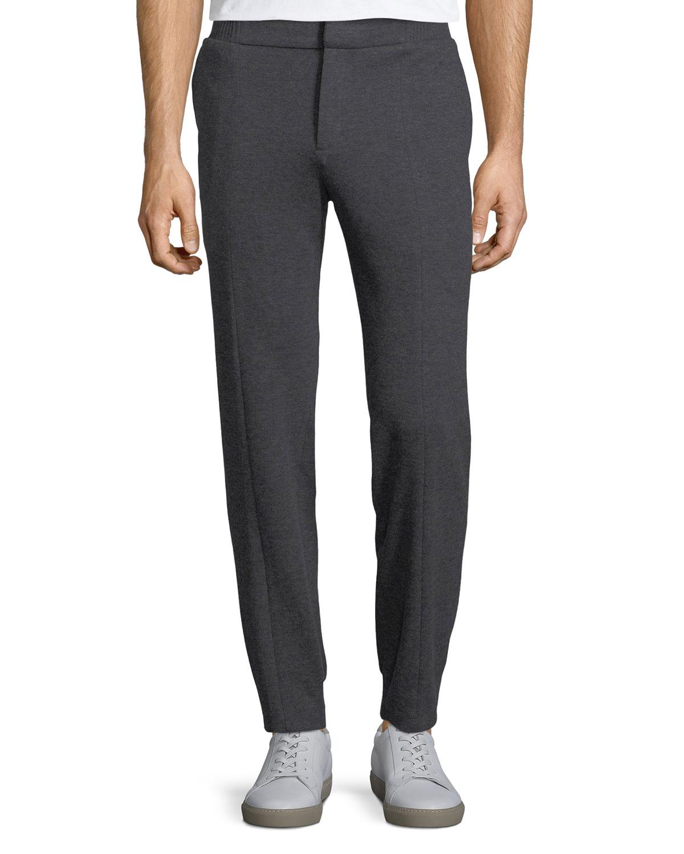 177fab329d6 Zanella Cotton Trouser-Style Jogger Pants