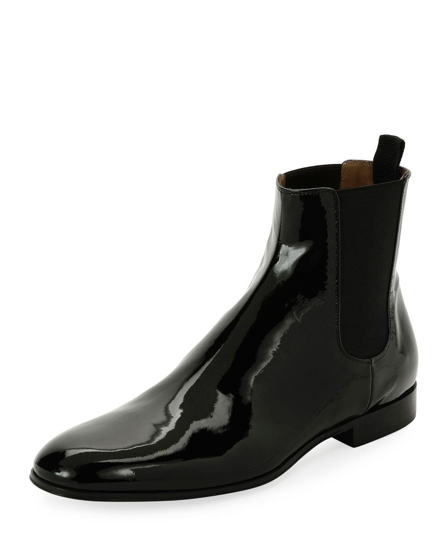 Mens Patent Shoes Sale