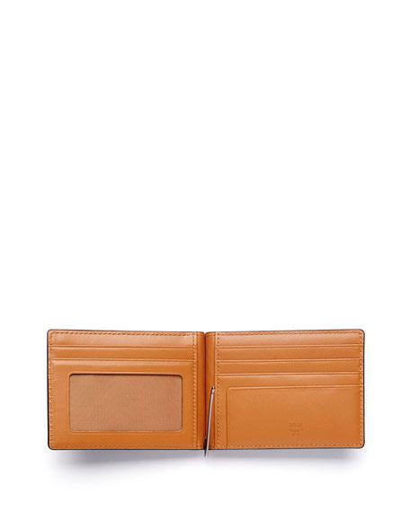Claus Visetos Wallet with Money Clip