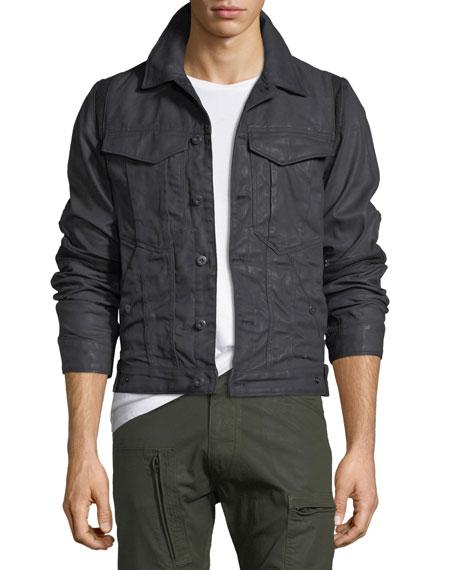 G-Star Motac 3D Ribbed Panel Jacket