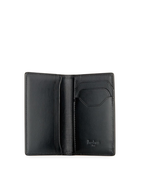 Jagua Leather Card Case, Verbena