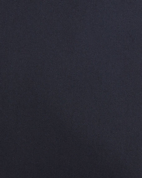 Slim-Fit Easy-Iron Dress Shirt, Navy