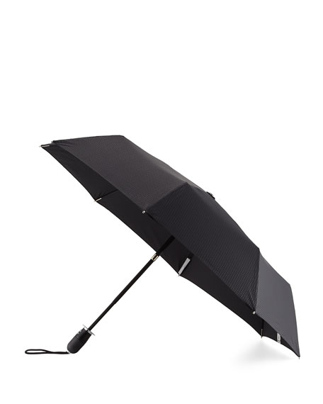 Stratus Chrome 70000 Umbrella, Black