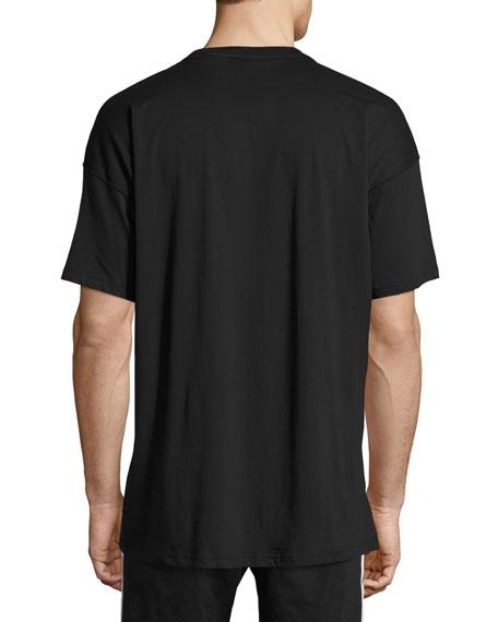 Future Camo Trefoil T-Shirt, Black