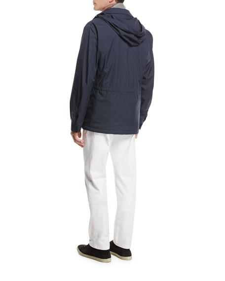 Traveler Windmate® Storm System® Jacket, Dark Blue