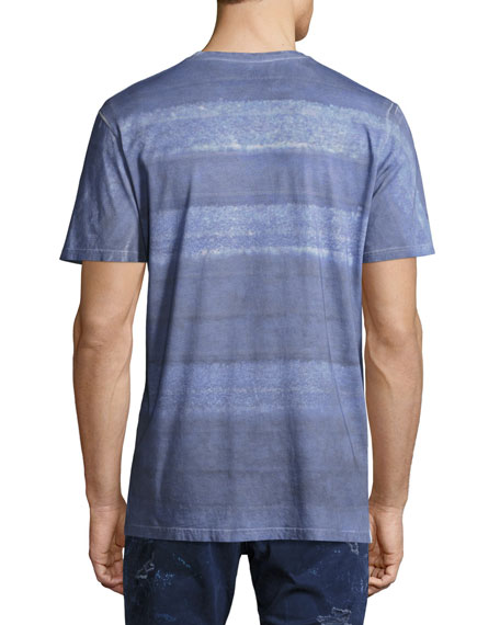 Outdoors Cloud Dyed T-Shirt, White