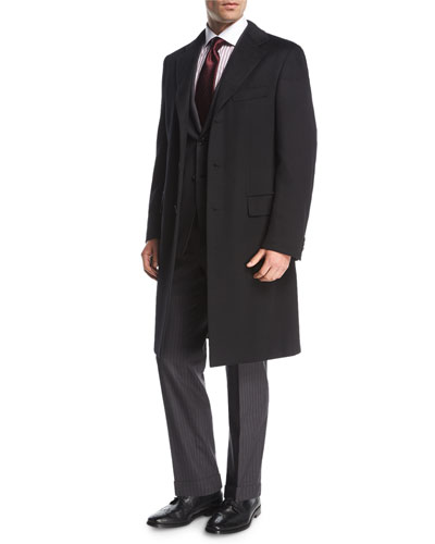 Cashmere Top Coat