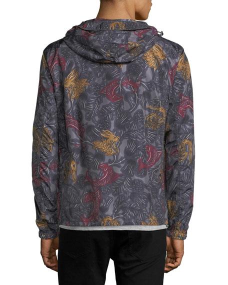 Beasts Hooded Ripstop Jacket