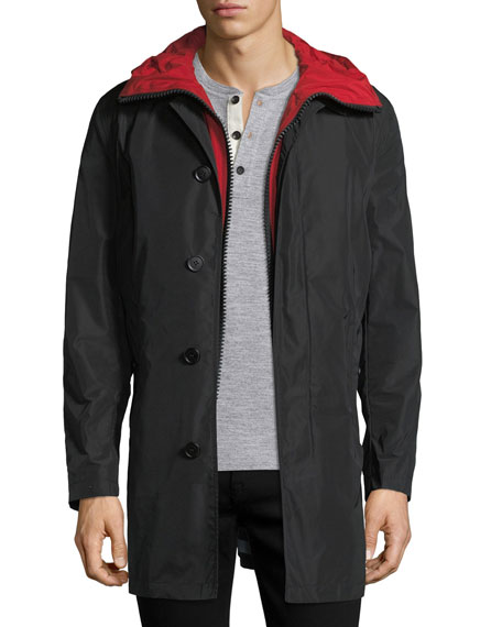 Burberry Kentwood Jacket with Dickie